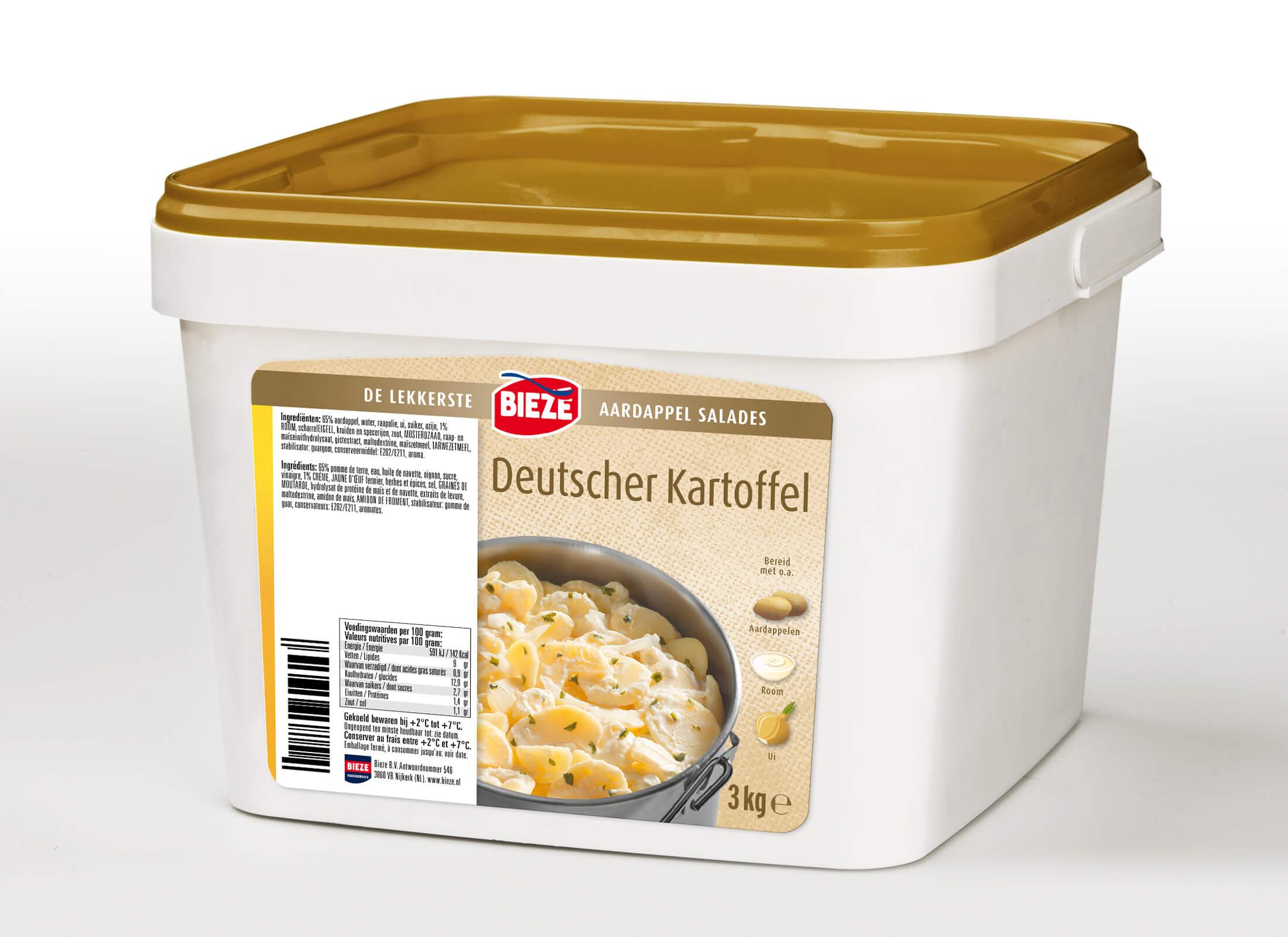 DEUTSCHER KARTOFFEL - emmer