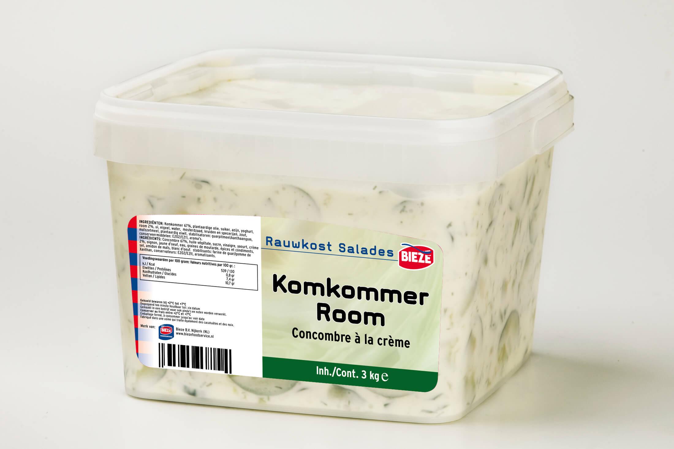 KOMKOMMER ROOM - emmer