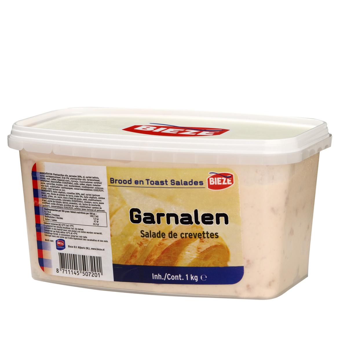 GARNALEN - bak