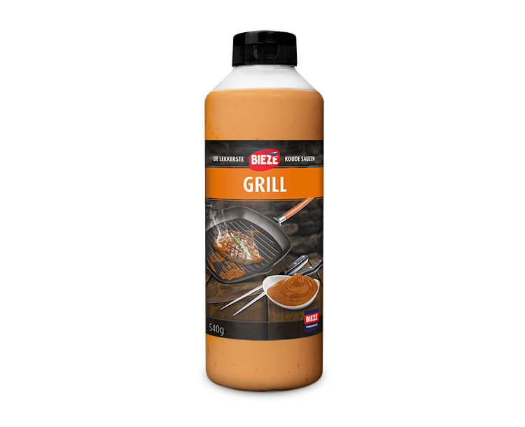 GRILL SAUS - tray