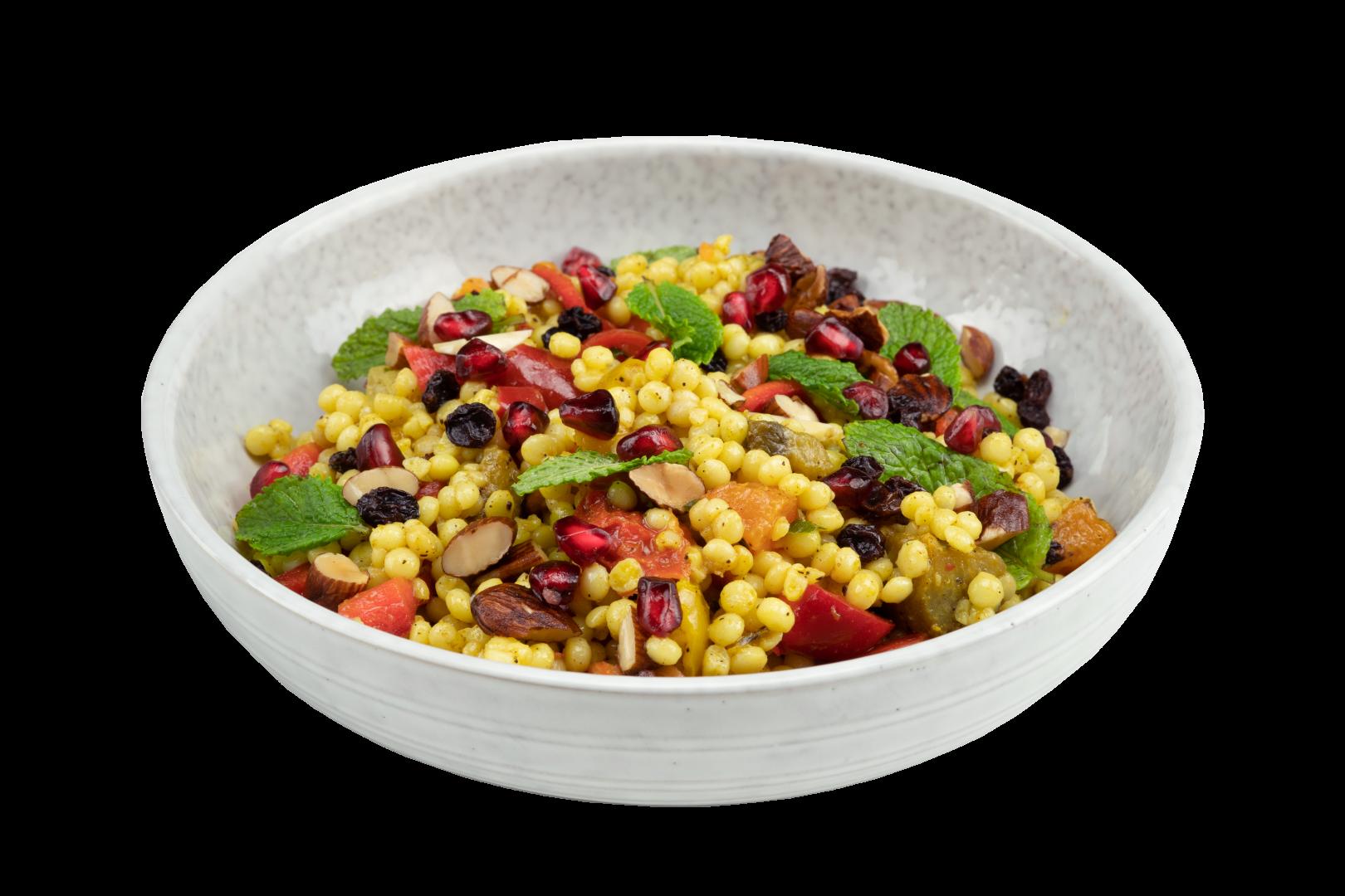 Bieze Parelcouscous salade met verse puntpaprika