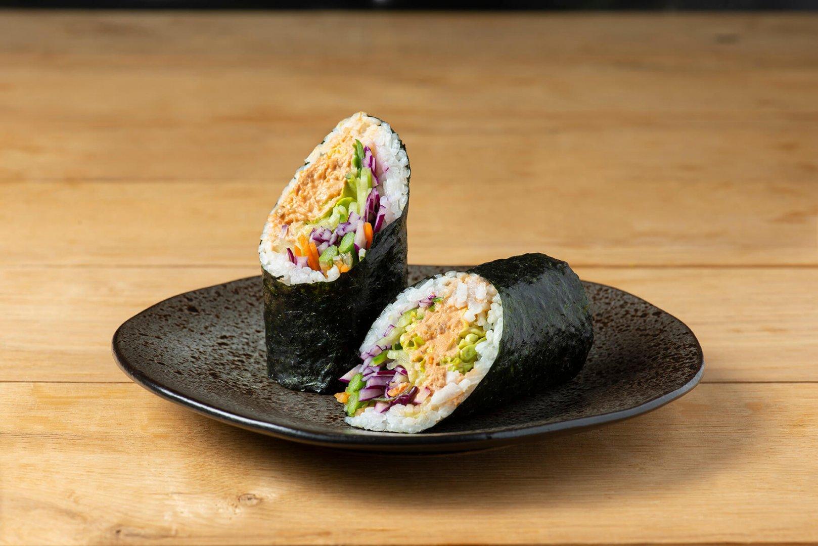 Sushiwrap Tonijnsalade